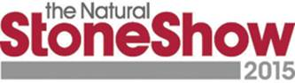 Natural Stone Show 2015 Logo